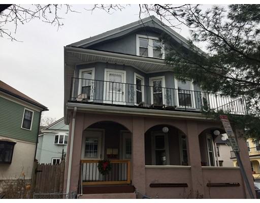 独户住宅 为 出租 在 40 Pennsylvania Avenue Somerville, 02145 美国