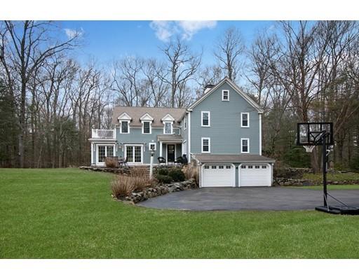 独户住宅 为 销售 在 119 Pine 119 Pine Norwell, 马萨诸塞州 02061 美国