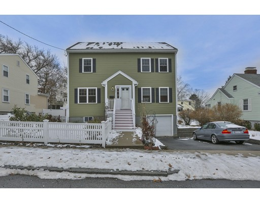 Single Family Home for Rent at 207 Renfrew Street Arlington, 02476 United States