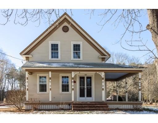 واحد منزل الأسرة للـ Sale في 1480 Pine Street 1480 Pine Street Dighton, Massachusetts 02715 United States