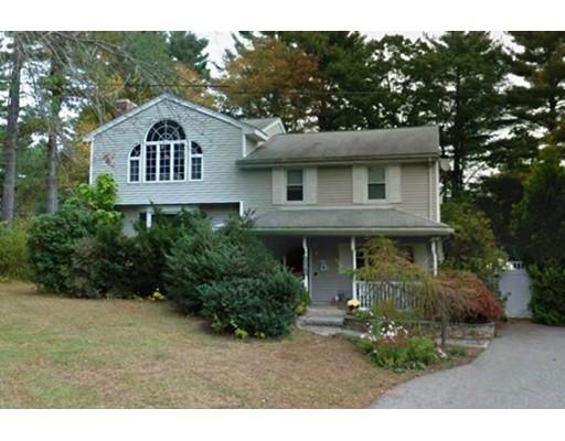 واحد منزل الأسرة للـ Sale في 75 Wilkins Road 75 Wilkins Road Holliston, Massachusetts 01746 United States