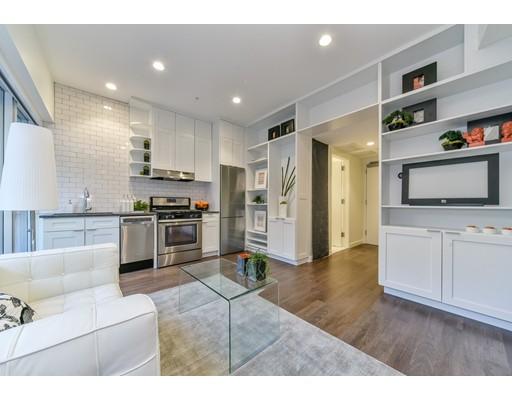 Appartement en copropriété pour l Vente à 126 Salem Street 126 Salem Street Boston, Massachusetts 02113 États-Unis