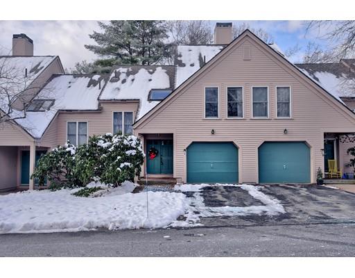 共管式独立产权公寓 为 销售 在 27 Green Heron Lane 27 Green Heron Lane Nashua, 新罕布什尔州 03062 美国