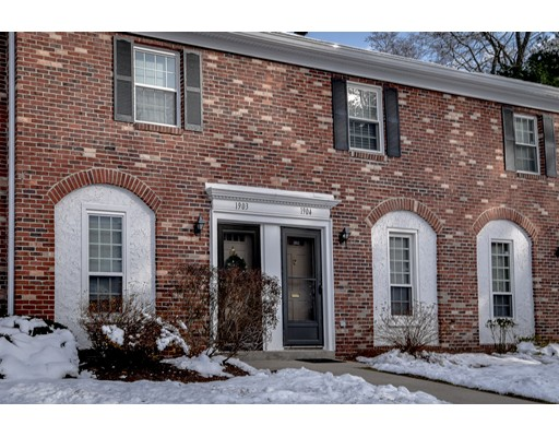 Condominium for Sale at 1904 Windsor Drive 1904 Windsor Drive Framingham, Massachusetts 01701 United States