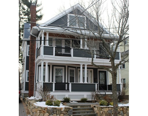 Single Family Home for Rent at 7 Chester Road Belmont, 02478 United States