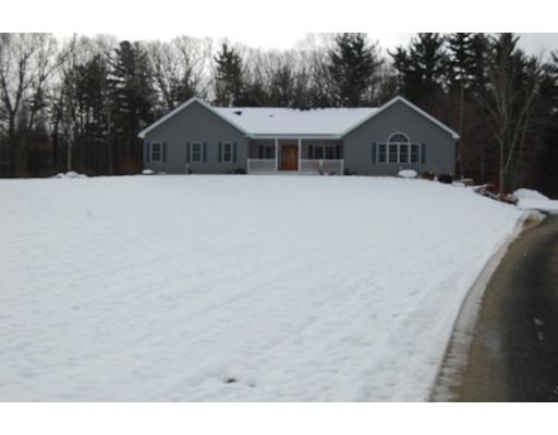 Частный односемейный дом для того Продажа на 9 hillsville Road 9 hillsville Road North Brookfield, Массачусетс 01535 Соединенные Штаты