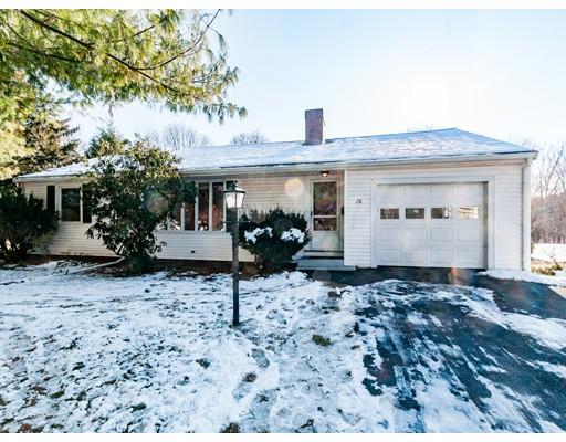 Casa Unifamiliar por un Venta en 28 Andover Street 28 Andover Street Georgetown, Massachusetts 01833 Estados Unidos