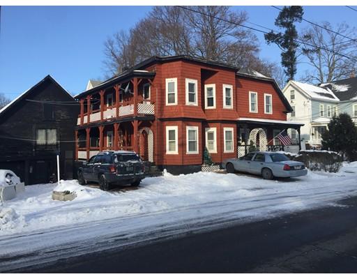 متعددة للعائلات الرئيسية للـ Sale في 118 Vernon Street 118 Vernon Street Gardner, Massachusetts 01440 United States