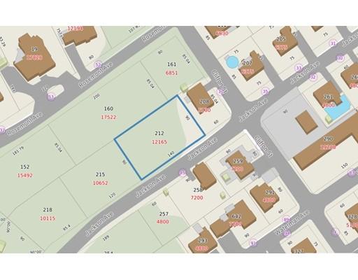 土地,用地 为 销售 在 Jackson Avenue Johnston, 02919 美国
