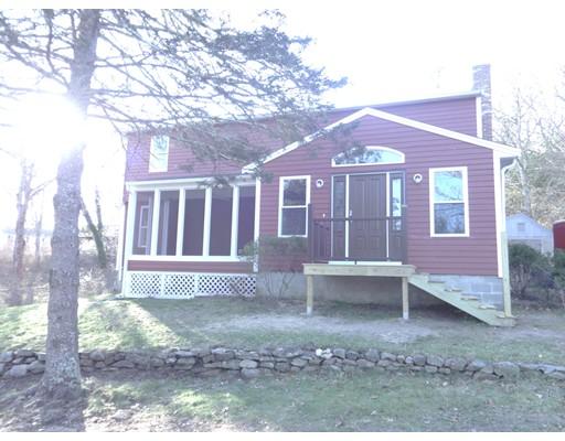 Casa Unifamiliar por un Venta en 15 Cliff Road 15 Cliff Road Bourne, Massachusetts 02532 Estados Unidos