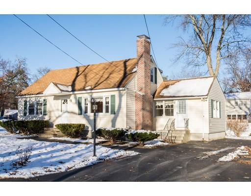 独户住宅 为 销售 在 15 Newbury Street 15 Newbury Street Dracut, 马萨诸塞州 01826 美国