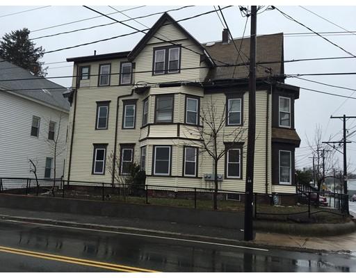 公寓 为 出租 在 37 Packard Street #2 37 Packard Street #2 布罗克顿, 马萨诸塞州 02301 美国