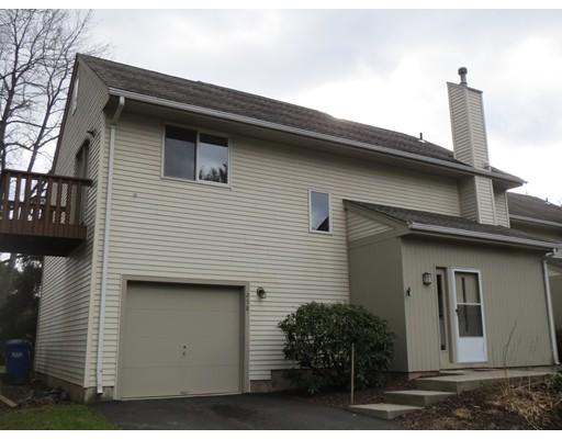 共管式独立产权公寓 为 销售 在 258 Alewife 258 Alewife Suffield, 康涅狄格州 06078 美国