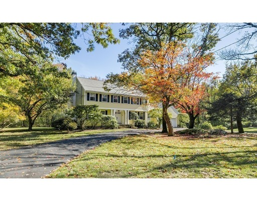 Land for Sale at 125 Hickory Road Weston, 02493 United States