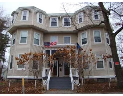 Частный односемейный дом для того Аренда на 125 Winter Street 125 Winter Street Framingham, Массачусетс 01702 Соединенные Штаты