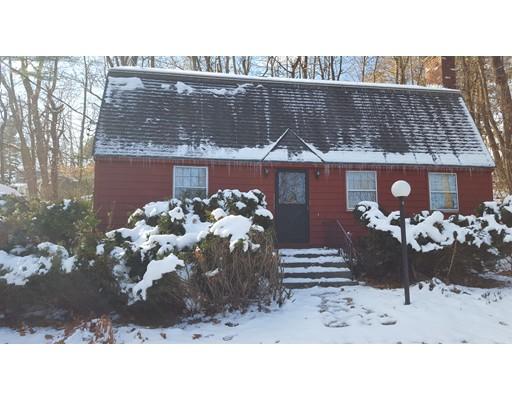 Maison unifamiliale pour l Vente à 27 Cataract Street 27 Cataract Street Worcester, Massachusetts 01602 États-Unis