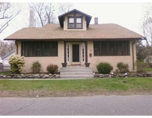 独户住宅 为 销售 在 34 Homestead Blvd 34 Homestead Blvd Longmeadow, 马萨诸塞州 01106 美国