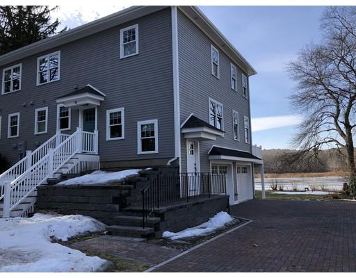 Maison accolée pour l à louer à 15 Malvern Terrace #15 15 Malvern Terrace #15 Newton, Massachusetts 02466 États-Unis