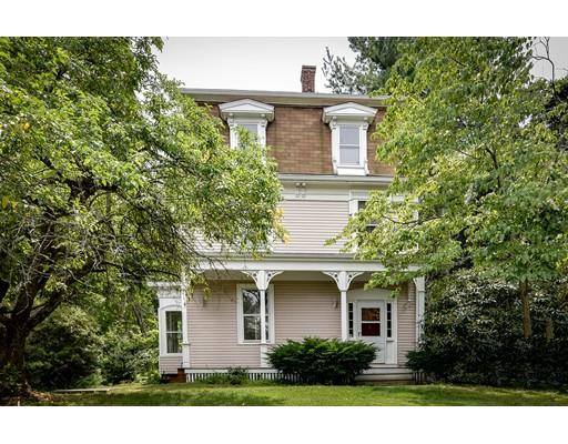 단독 가정 주택 용 매매 에 16 Damon Street 16 Damon Street Wayland, 매사추세츠 01778 미국