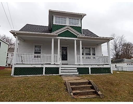 واحد منزل الأسرة للـ Sale في 18 Rich Street 18 Rich Street Gardner, Massachusetts 01440 United States