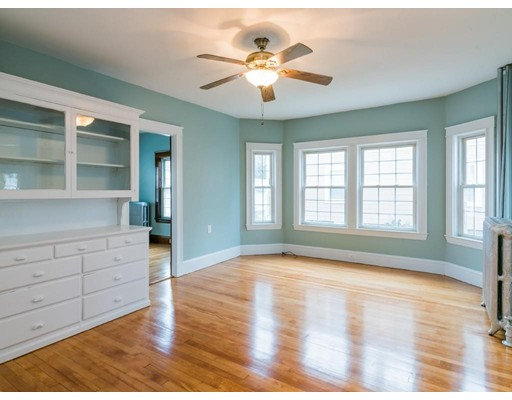 Single Family Home for Rent at 34 Springdale Street Malden, 02148 United States