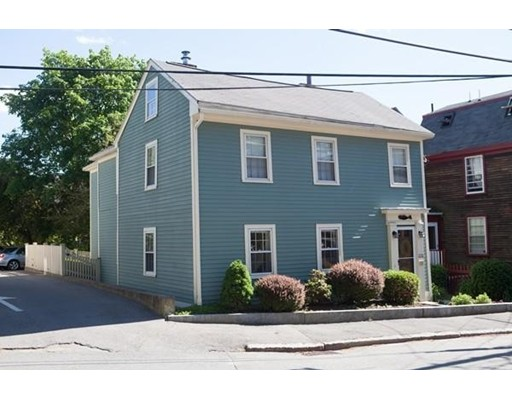 واحد منزل الأسرة للـ Rent في 226 Washington 226 Washington Marblehead, Massachusetts 01945 United States