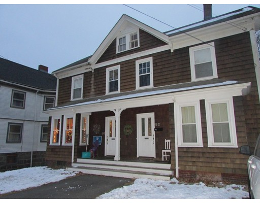 Single Family Home for Rent at 82 Central Avenue 82 Central Avenue Milton, Massachusetts 02186 United States