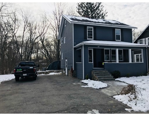 Single Family Home for Sale at 47 Belvidere Avenue 47 Belvidere Avenue Framingham, Massachusetts 01702 United States