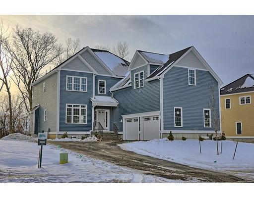 Maison unifamiliale pour l Vente à 131 Magill Drive 131 Magill Drive Grafton, Massachusetts 01519 États-Unis
