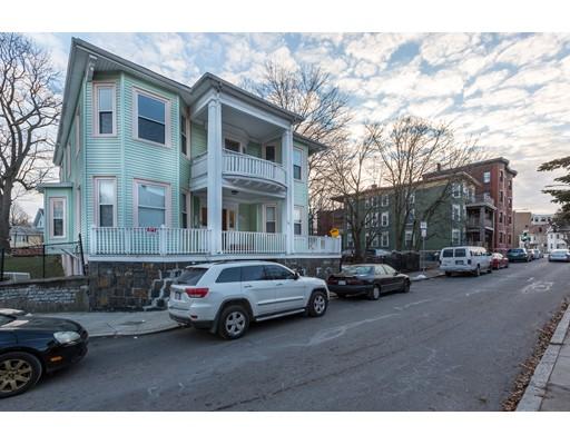 Single Family Home for Rent at 40 Glendale Street Boston, Massachusetts 02125 United States