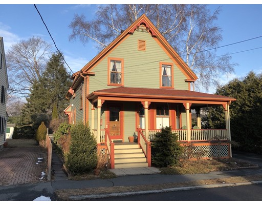 Single Family Home for Rent at 14 Phillips Street Marblehead, 01945 United States