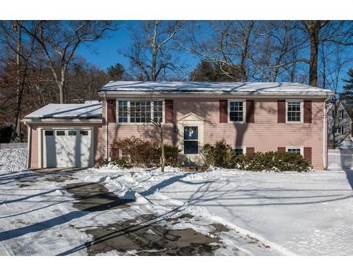 Maison unifamiliale pour l Vente à 190 W Main Street 190 W Main Street Hopkinton, Massachusetts 01748 États-Unis