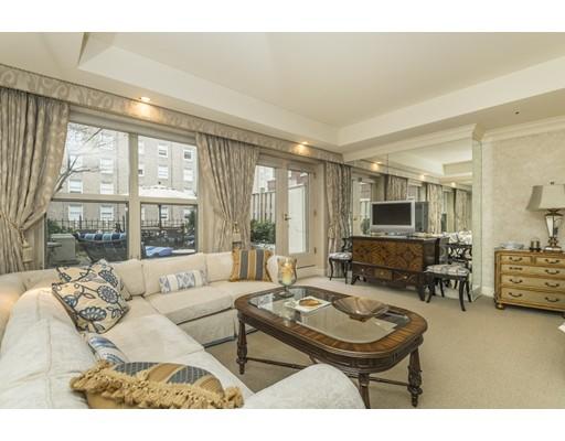 Casa Unifamiliar por un Alquiler en 300 Boylston Boston, Massachusetts 02116 Estados Unidos