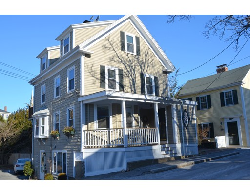 Single Family Home for Rent at 24 Front Street Marblehead, 01945 United States