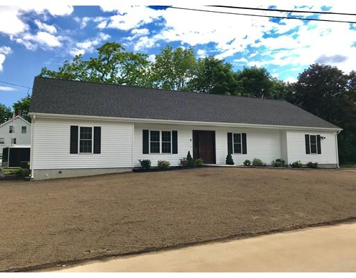 Casa Unifamiliar por un Venta en 60 School Street 60 School Street Upton, Massachusetts 01568 Estados Unidos