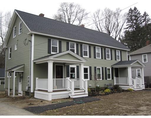 Casa unifamiliar adosada (Townhouse) por un Alquiler en 43 West Prescott #N/A 43 West Prescott #N/A Westford, Massachusetts 01886 Estados Unidos