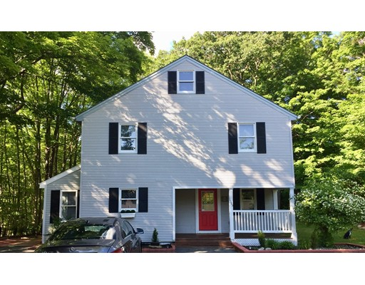Single Family Home for Sale at 1373 Massachusetts Avenue Lunenburg, 01462 United States