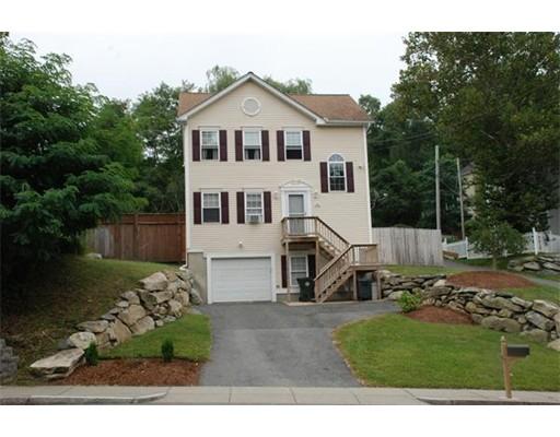 Частный односемейный дом для того Продажа на 3841 N Main Street 3841 N Main Street Fall River, Массачусетс 02720 Соединенные Штаты