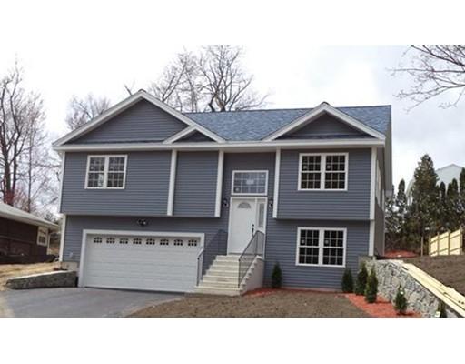 Maison unifamiliale pour l Vente à 67 Garrison Avenue 67 Garrison Avenue Worcester, Massachusetts 01606 États-Unis