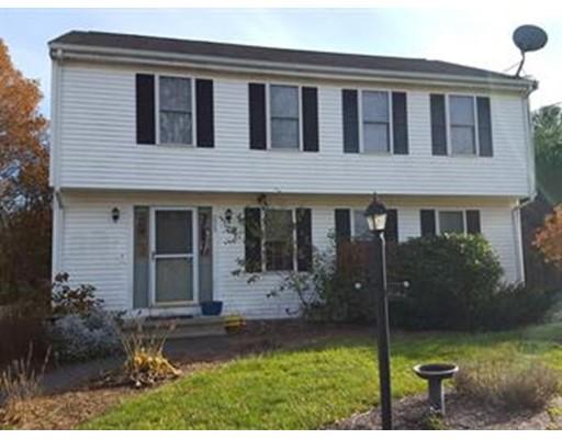 Single Family Home for Sale at 225 Pond Street 225 Pond Street East Bridgewater, Massachusetts 02333 United States