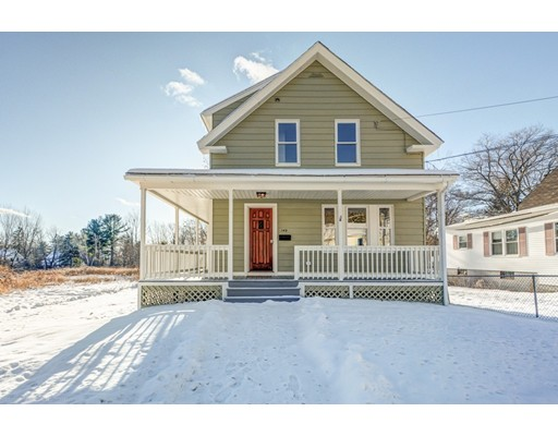واحد منزل الأسرة للـ Sale في 149 Temple Street 149 Temple Street Gardner, Massachusetts 01440 United States