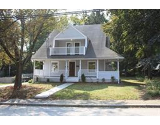 Single Family Home for Rent at 17 Broad Street 17 Broad Street Weymouth, Massachusetts 02188 United States