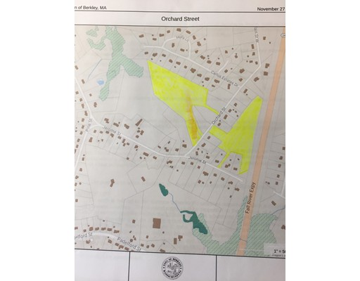 Land for Sale at 5 Orchard Street Berkley, 02779 United States