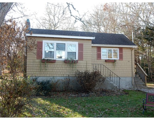 Single Family Home for Sale at 54 Dexter Road Marion, Massachusetts 02738 United States
