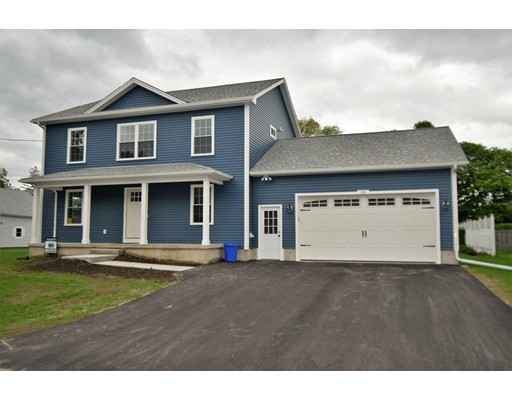 Single Family Home for Sale at Admiral Street Admiral Street Easthampton, Massachusetts 01027 United States