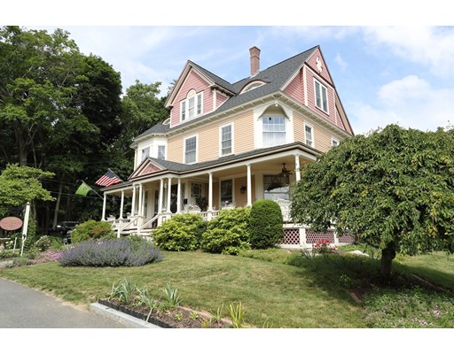 Single Family Home for Sale at 87 West Main Street 87 West Main Street Westborough, Massachusetts 01581 United States