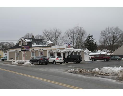 Commercial للـ Sale في 740 Springfield Street 740 Springfield Street Agawam, Massachusetts 01030 United States