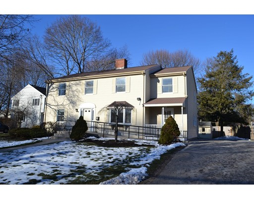 Single Family Home for Sale at 44 Rock Street 44 Rock Street Norwood, Massachusetts 02062 United States