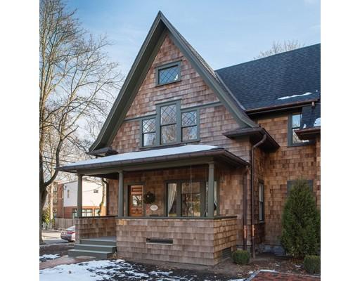 Condominium for Sale at 72 Fuller Street 72 Fuller Street Newton, Massachusetts 02468 United States