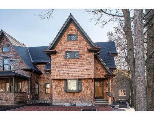 Appartement en copropriété pour l Vente à 76 Fuller St. ##76 76 Fuller St. ##76 Newton, Massachusetts 02468 États-Unis